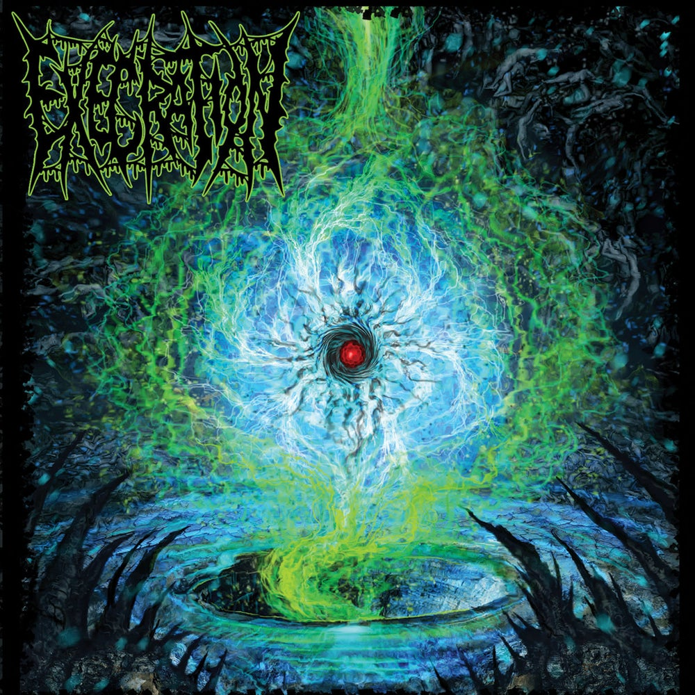 Image of Execration - The acceptance Of Zero Existence CD