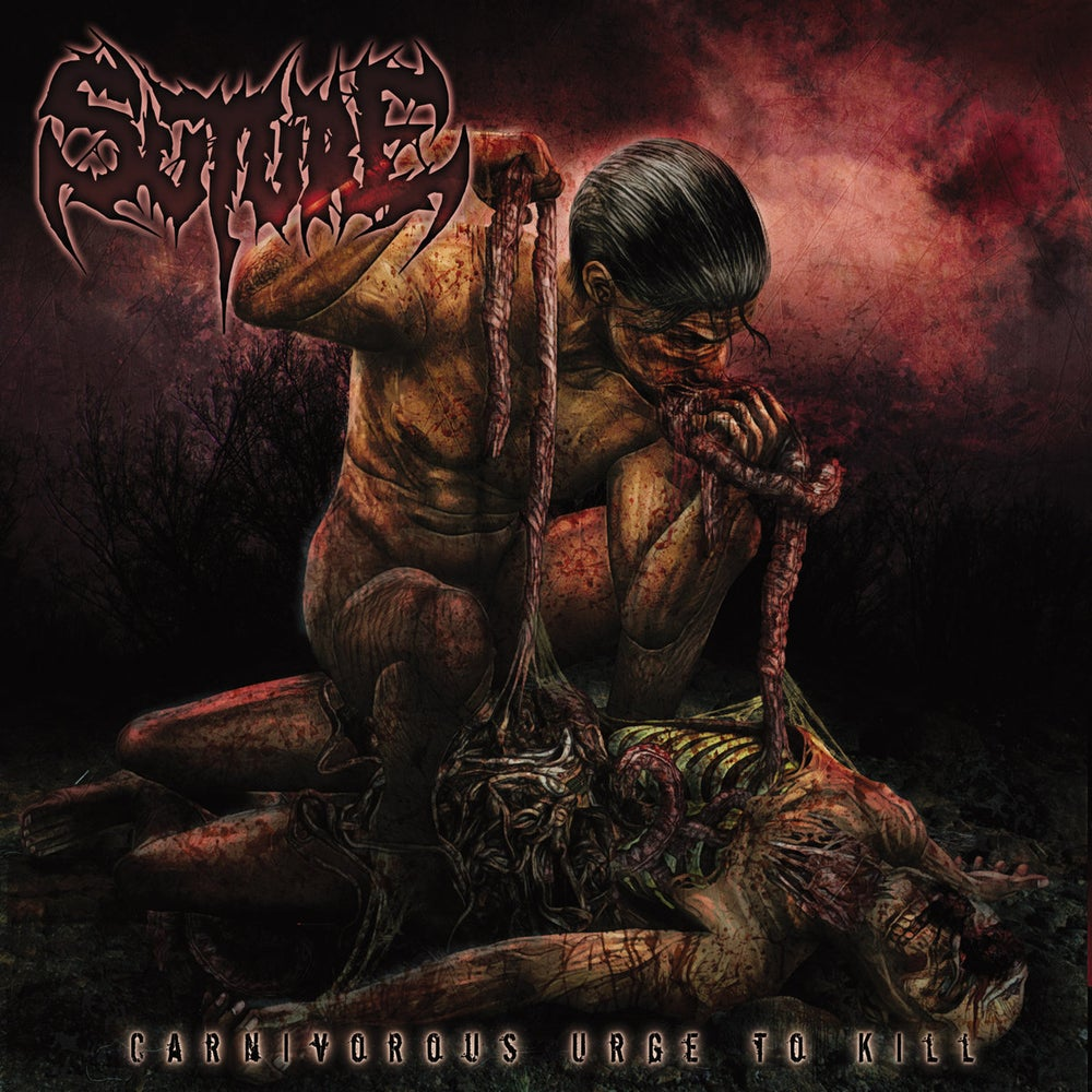 Image of Suture - Carnivorous Urge To Kill CD