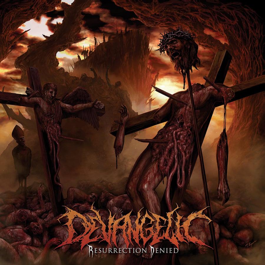 Image of Devangelic - Resurrection Denied CD