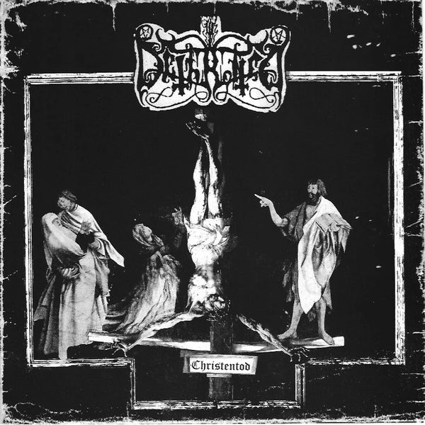 "Image of Dethroned ""Christendod"" 7"""