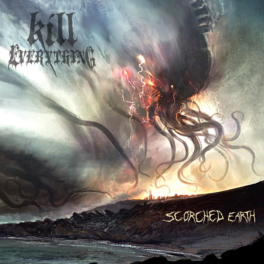 Image of Kill Everything - Scorched Earth CD