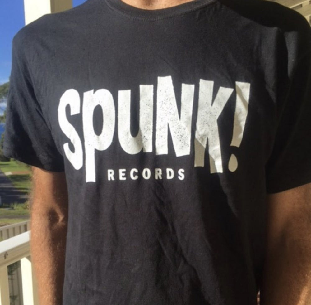 Image of Spunk Records Classic T shirt