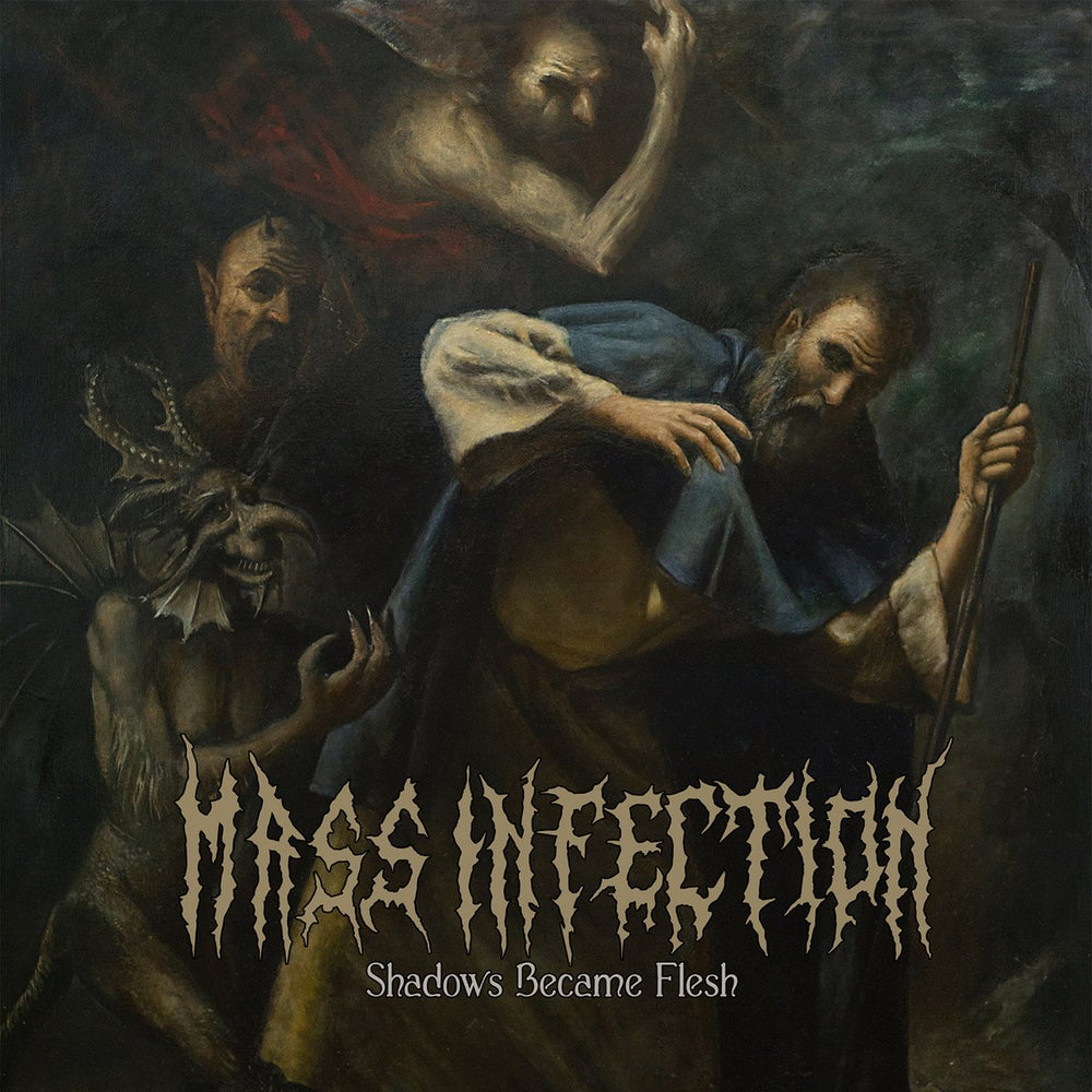 Image of Mass Infection - Shadows Became Flesh CD