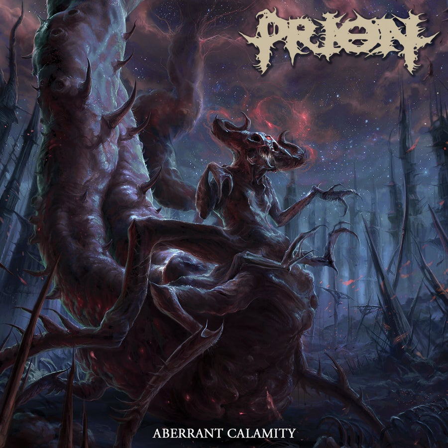 Image of Prion - Aberrant Calamity CD
