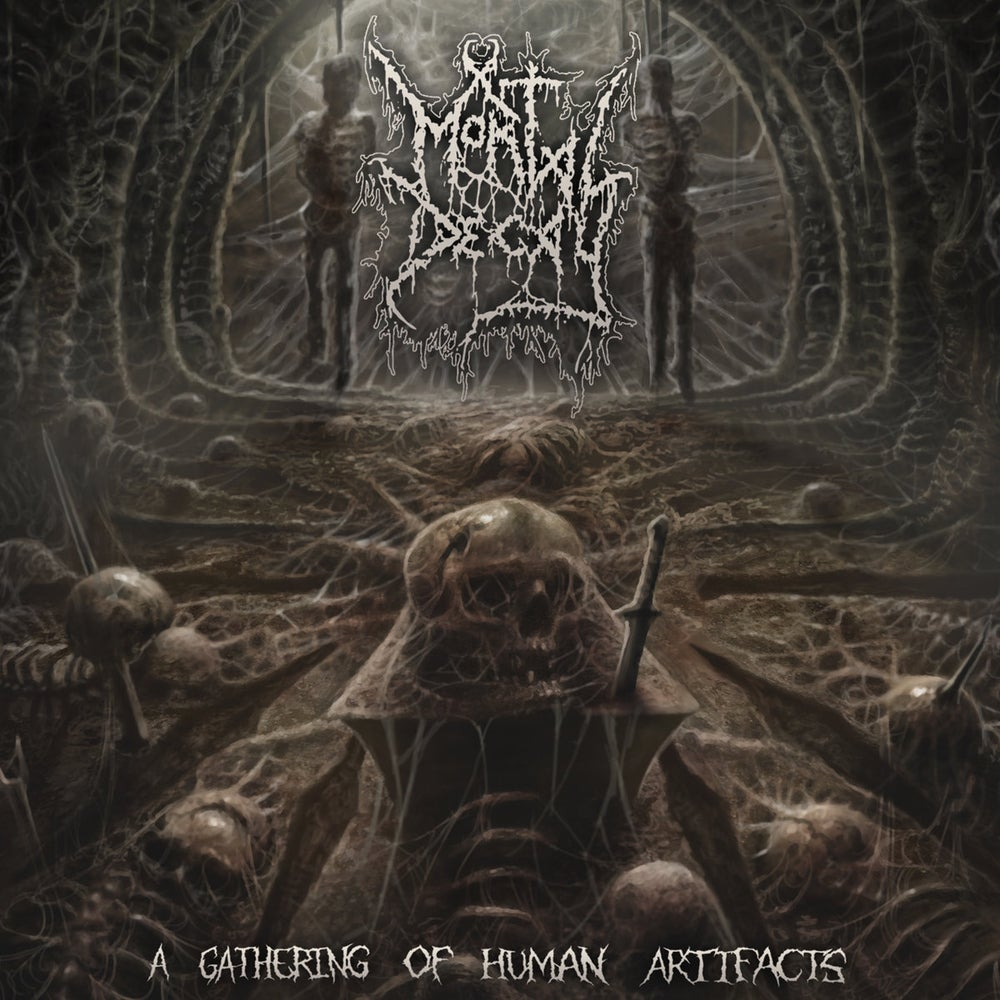 Image of Mortal Decay - A Gathering Of Human Artifacts CD