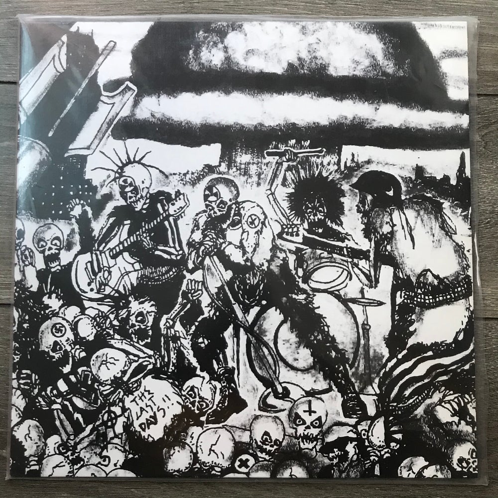 Image of I.O.V. - Another Destructive Century Vinyl LP