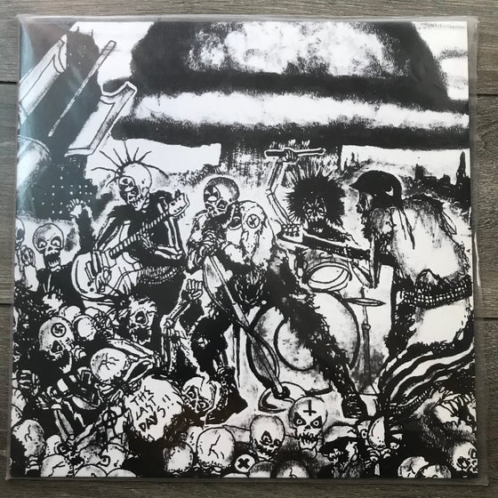 Image of I.O.V. - Another Destructive Century Vinyl LP