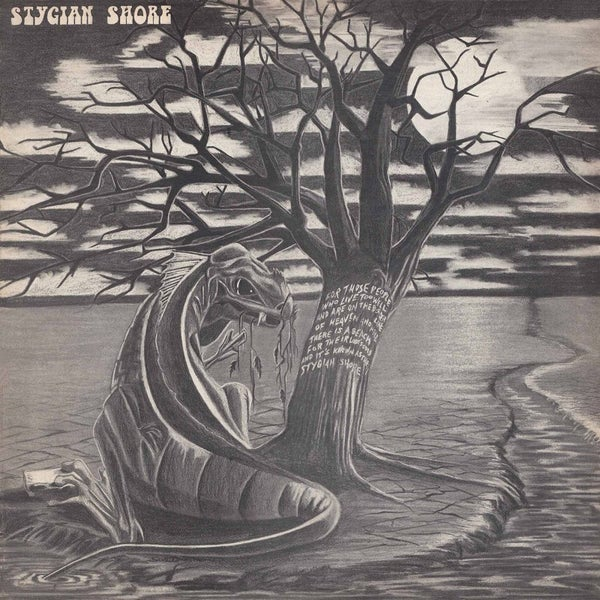 Image of Stygian Shore s/t vinyl LP