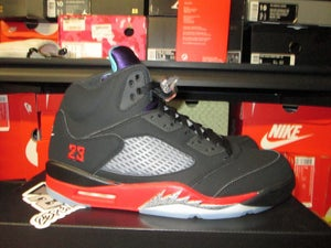"Image of Air Jordan V (5) Retro ""Top Three"""