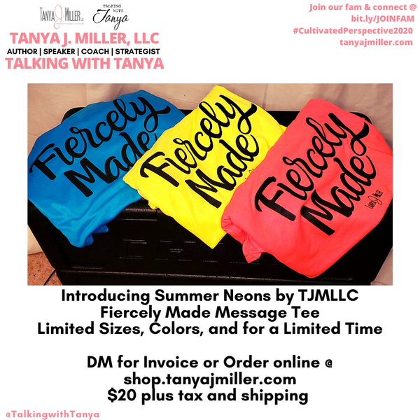 Image of Summer Neons by TJMLLC: Fiercely Made