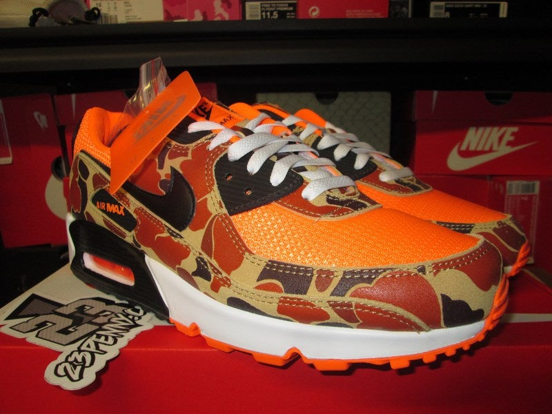 "Image of Air Max 90 SP ""Orange/Duck Camo"""