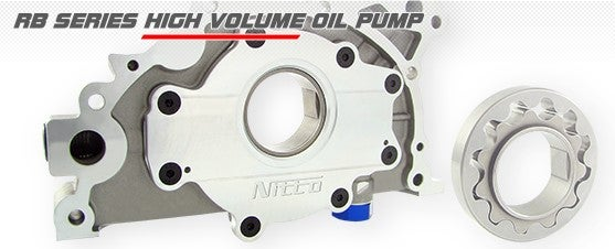 Image of Nitto - RB Series Oil Pump