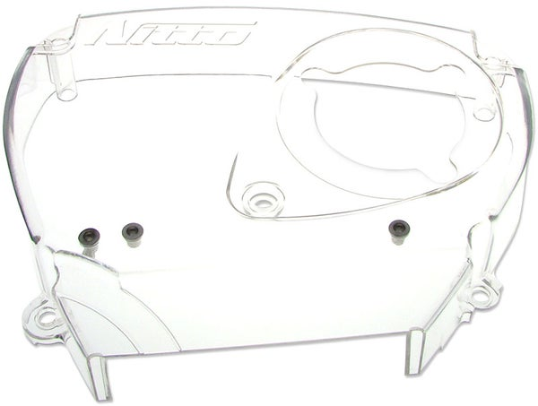 Image of Nitto Clear Timing Belt Cover