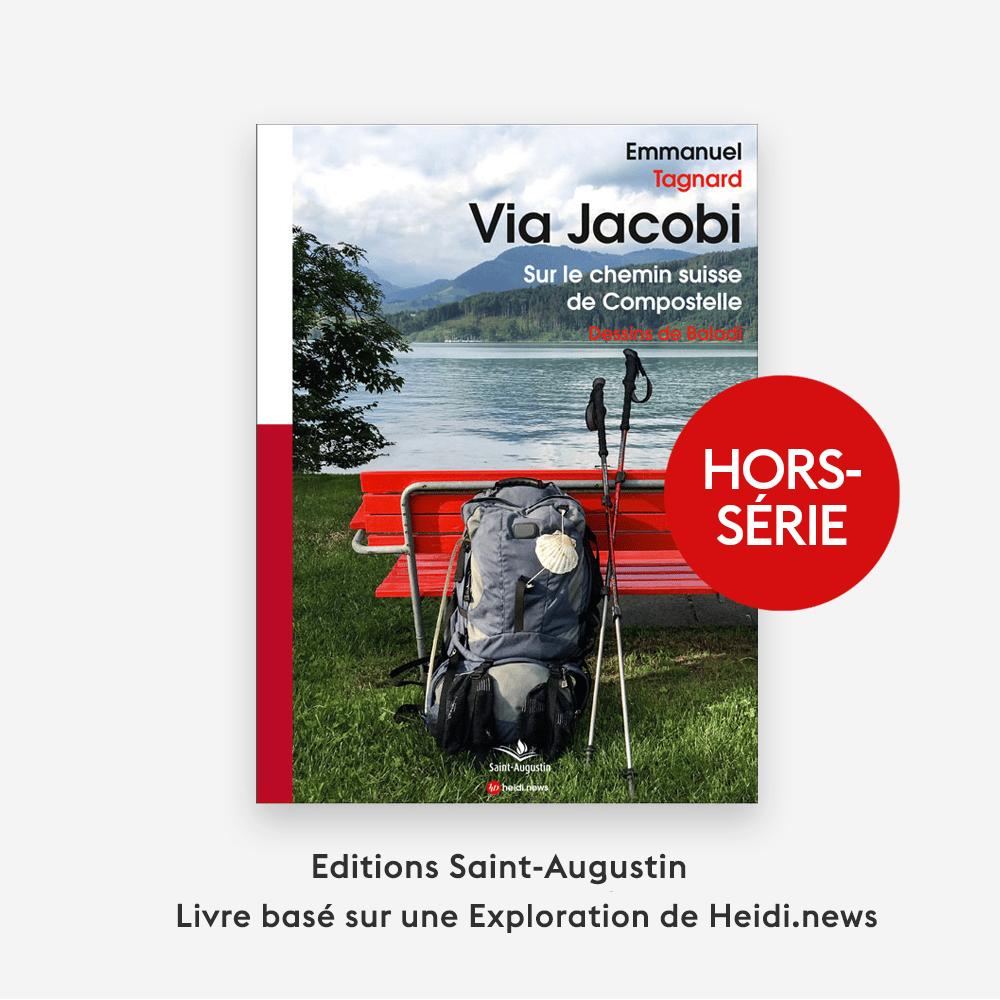 Image of Hors-série: Via Jacobi - Sur le chemin suisse de Compostelle