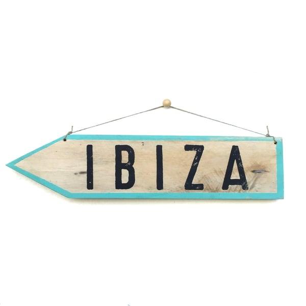 Image of Flecha Ibiza