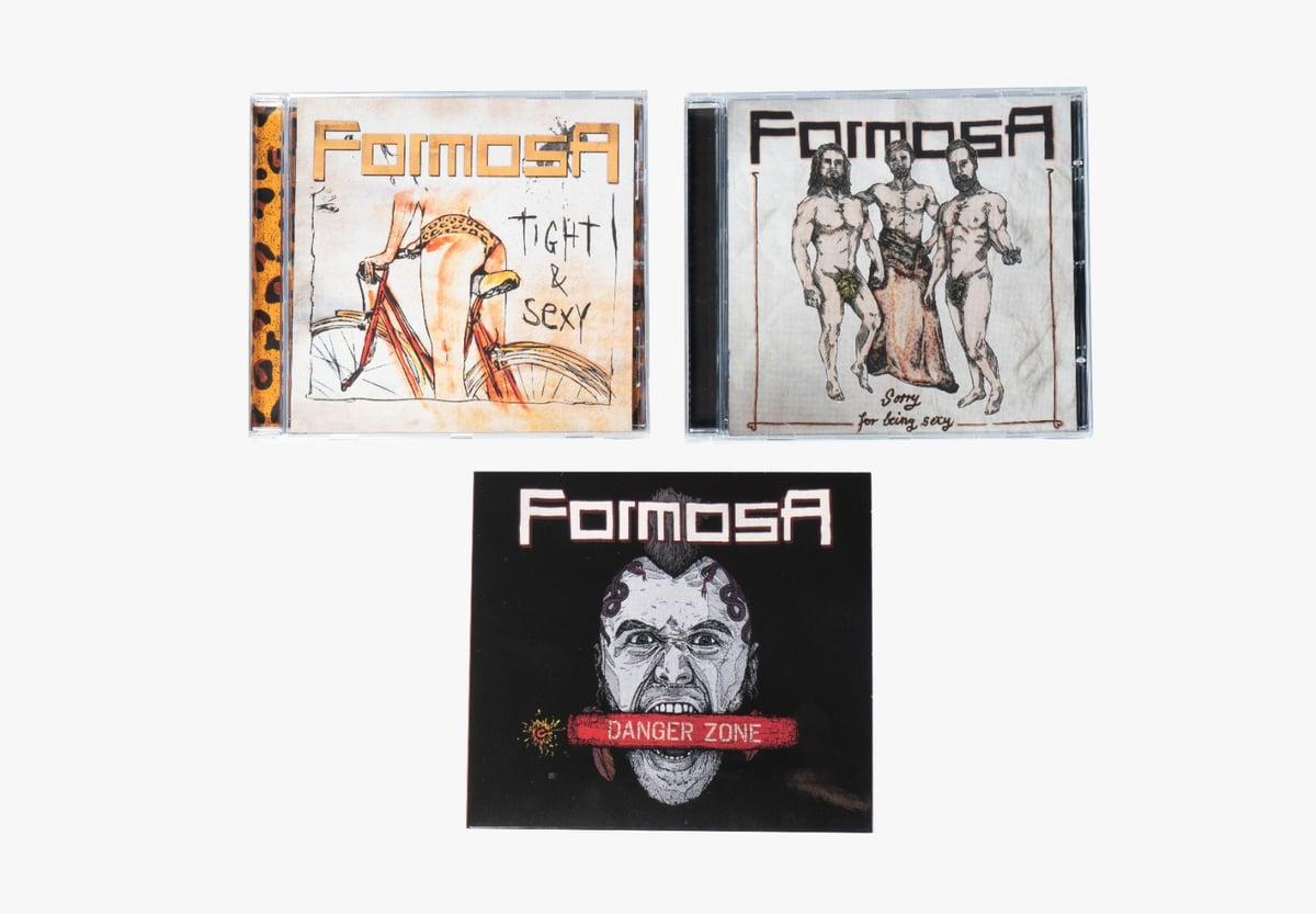 Image of Bundle all CDs