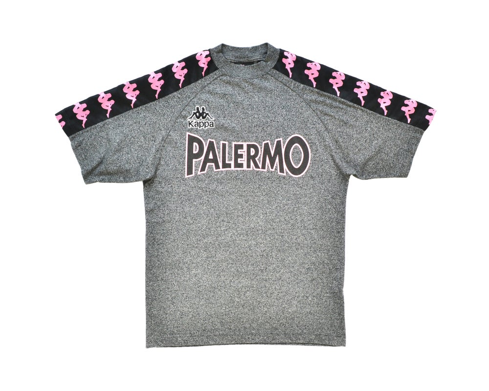 Image of 1995-97 Kappa Palermo Training Shirt L