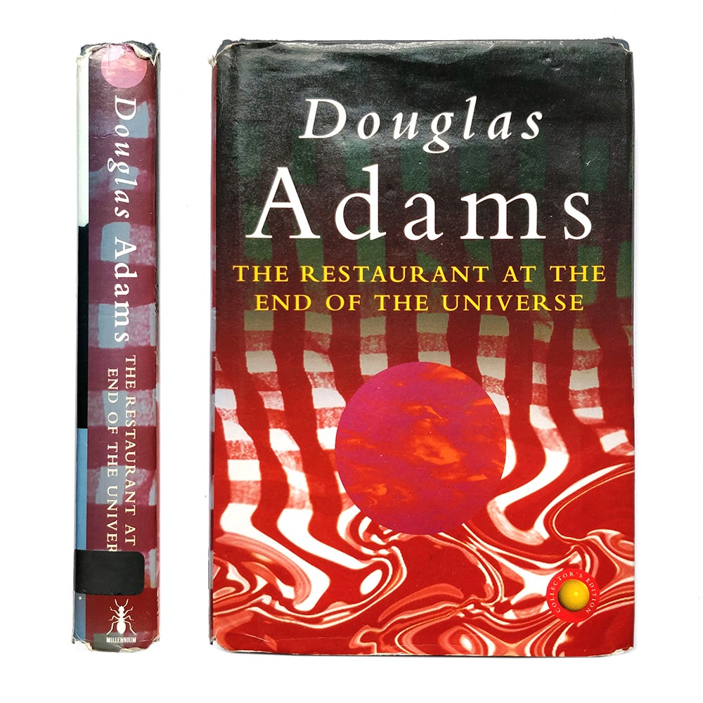 Douglas Adams - The Restaurant at the End of the Universe