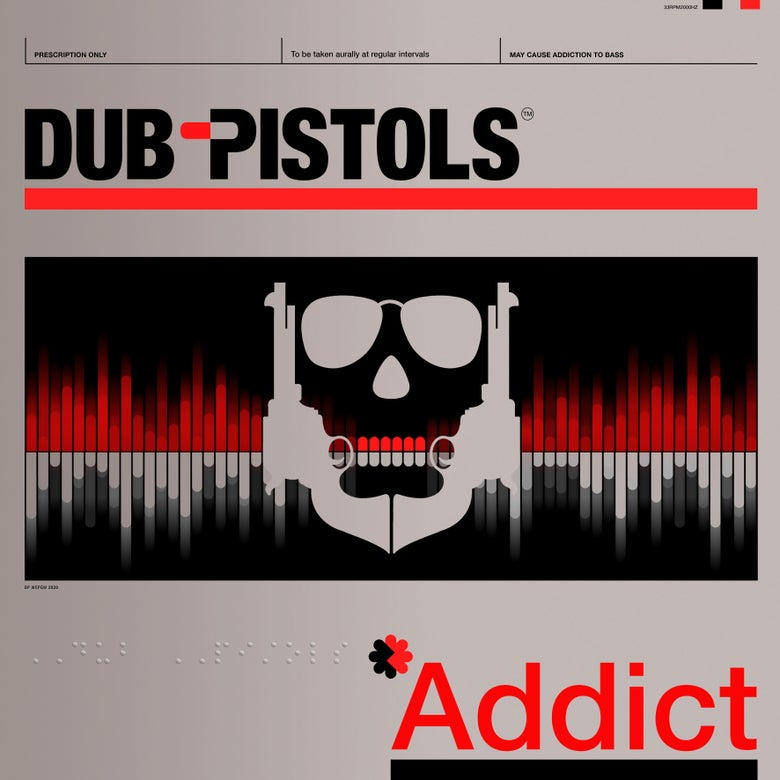 Image of  Dub Pistols - Addict
