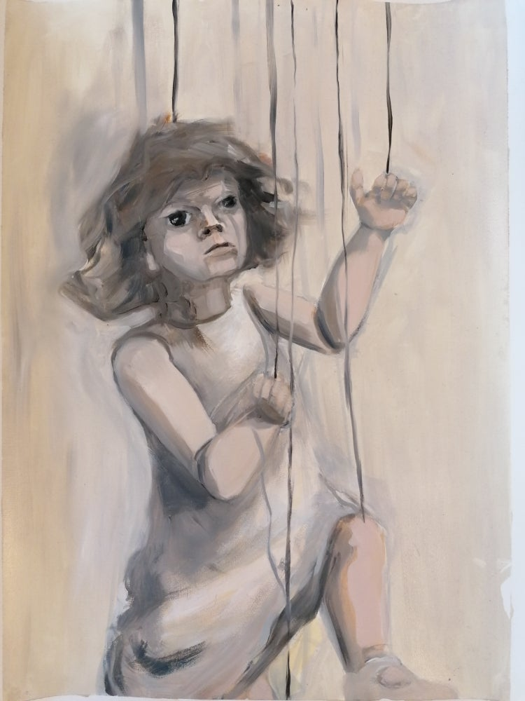 Image of String doll III