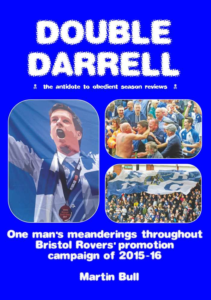 Image of Double Darrell (2015/16 season) - Signed & Numbered Ltd Edition