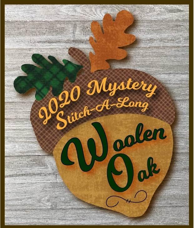 Woolen Oak Block #6- Printed Pattern Only