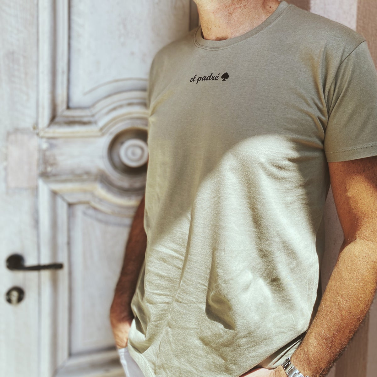 Image of Tee Shirt el padré ♠️