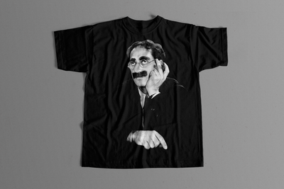 Image of Groucho Marx - Groucho Marx T Shirt