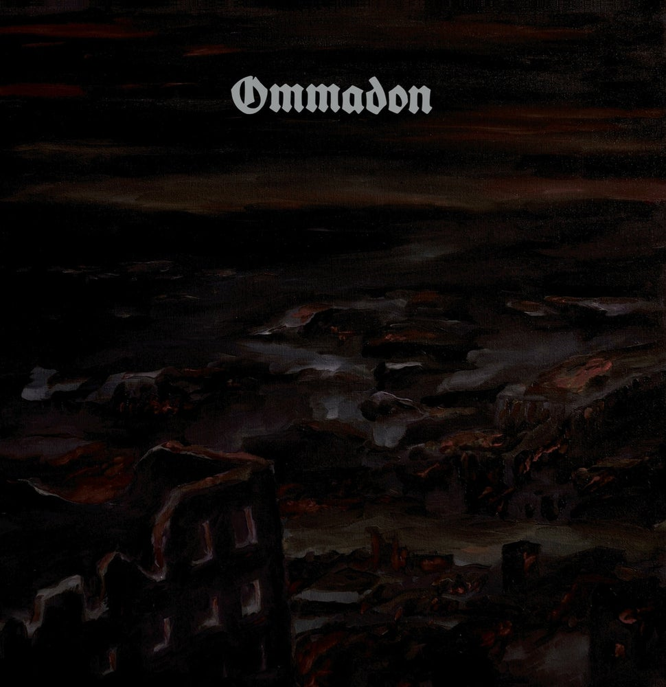 Image of Ommadon - Ommadon LP (DC26)