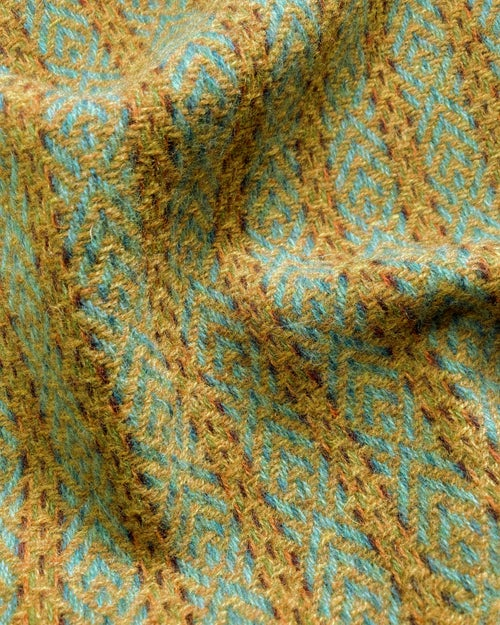 Image of Eucalyptus & Mead 'Deco Fan' scarf