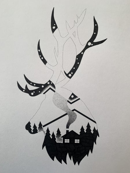 Image of Stag Scene