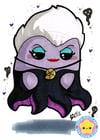 Ursula - Wee Ghostie Marker Original
