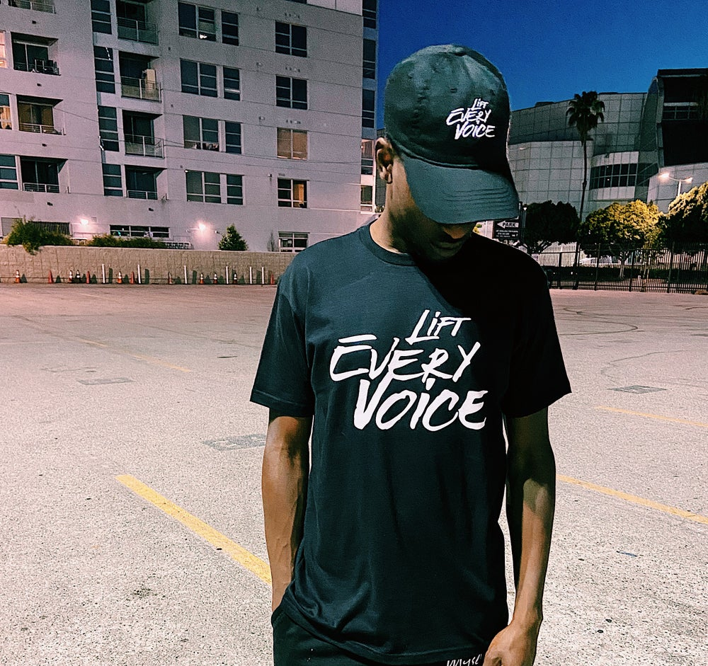 Image of Lift Every Voice Shirt pre-order