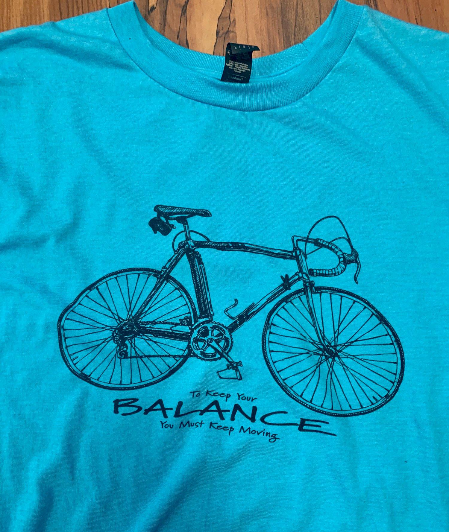 Image of Balance Biking T-shirt