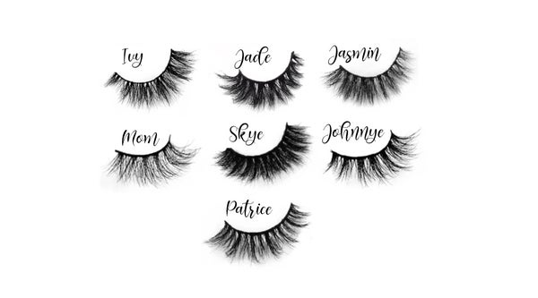 Image of Mink Strip Lashes