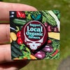 Support Local Farmers Pin