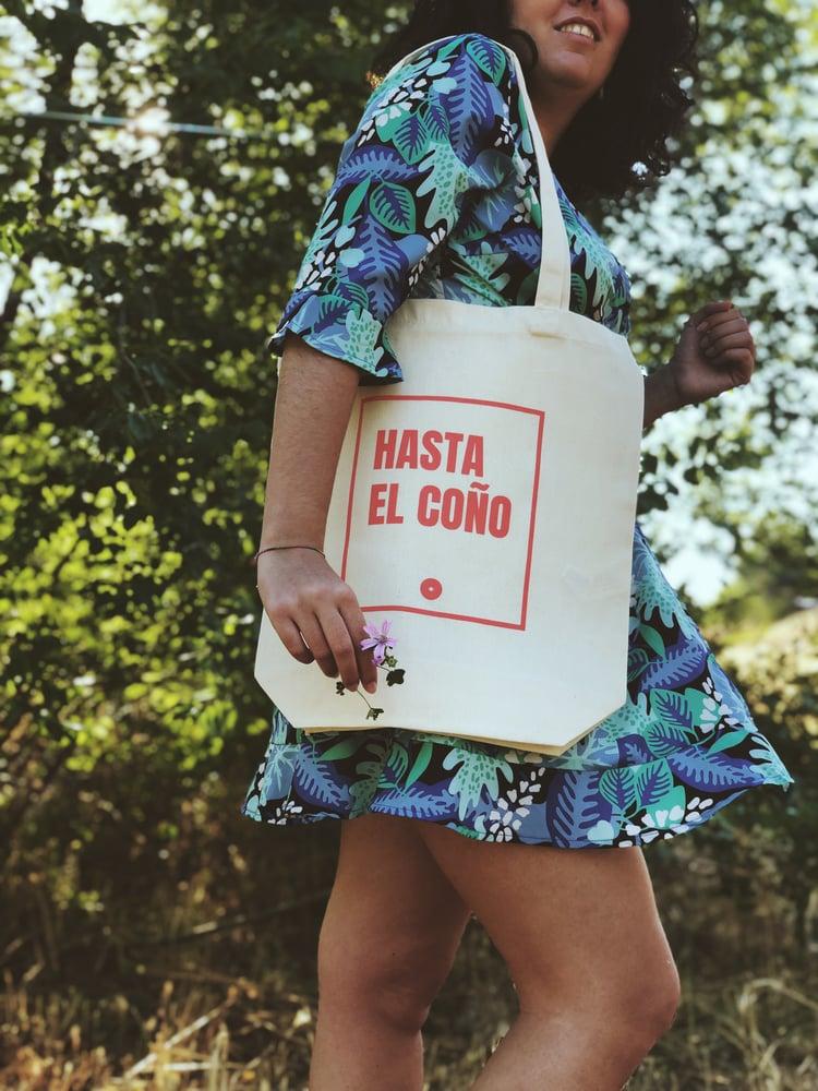 Image of Bolsa Hasta el coño