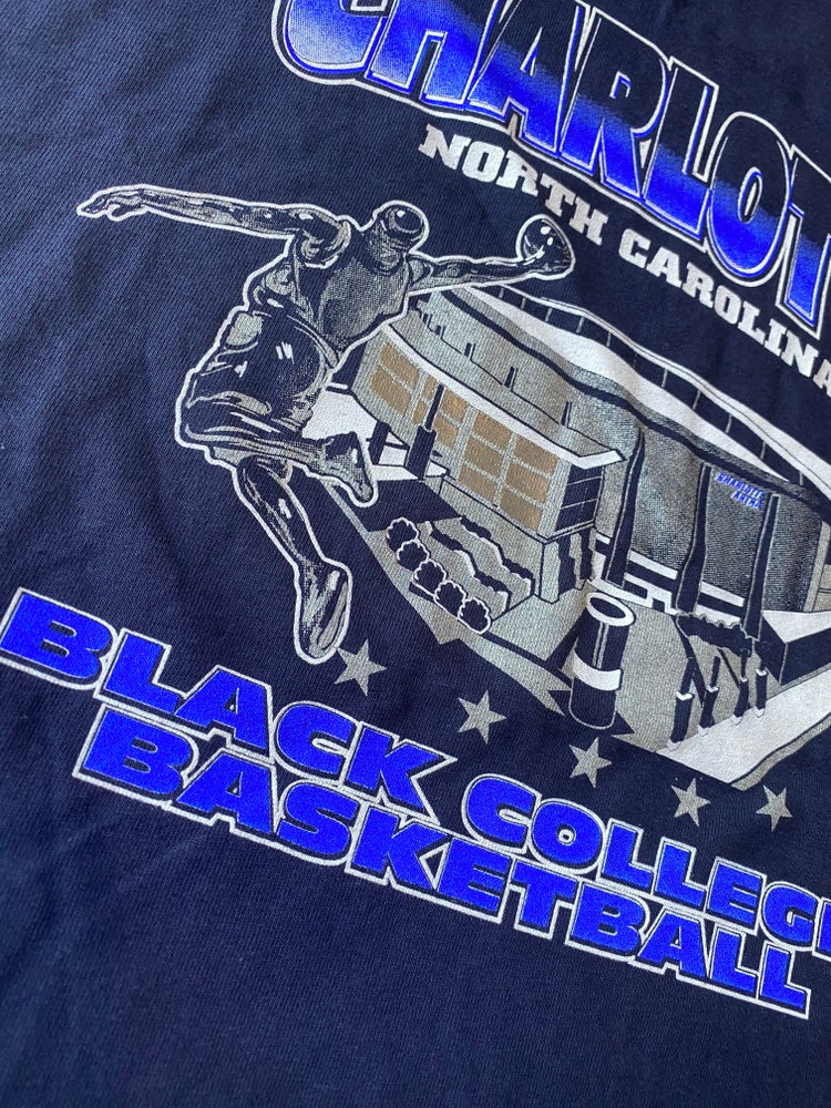 Image of Early 2000s Black College Basketball Tee