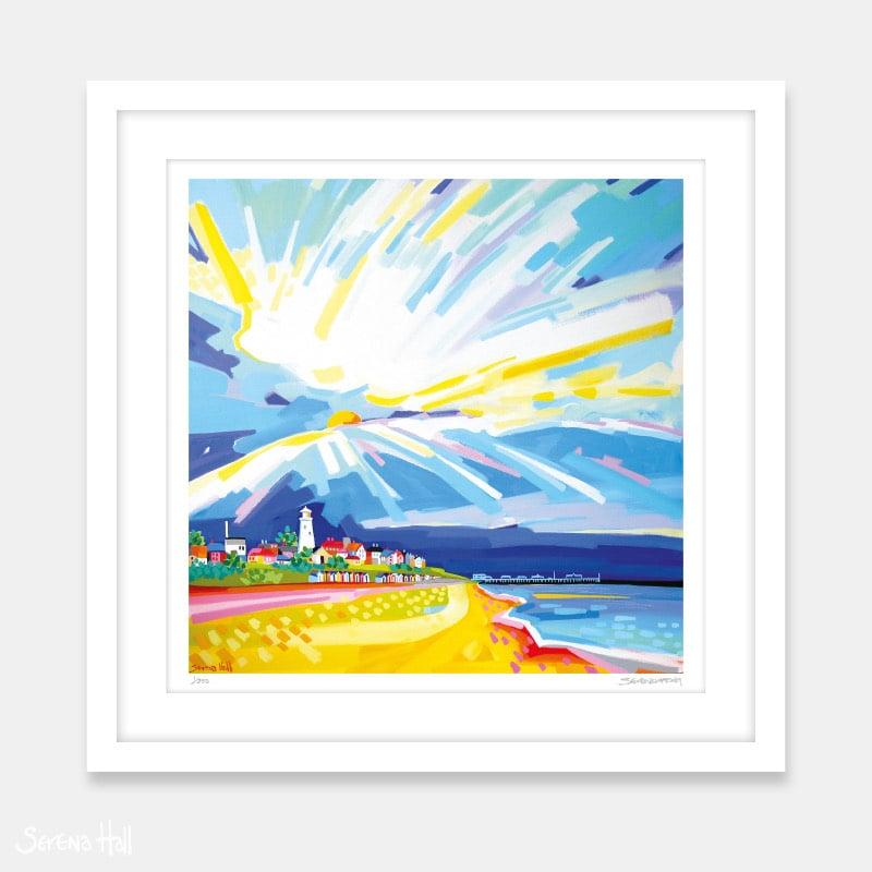 Sunburst. Signed Limited Edition Print
