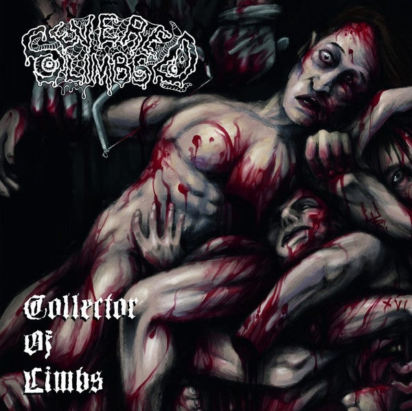 Image of Severed Limbs - Collector Of Limbs CD