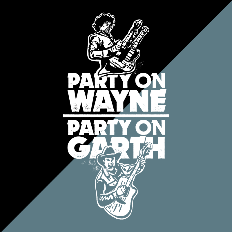 Image of Party On Wayne, Party On Garth