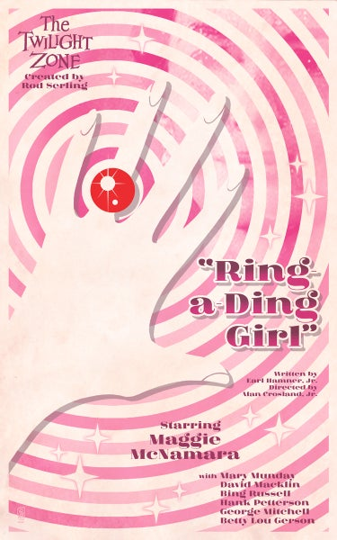 Image of Ring-a-Ding Girl
