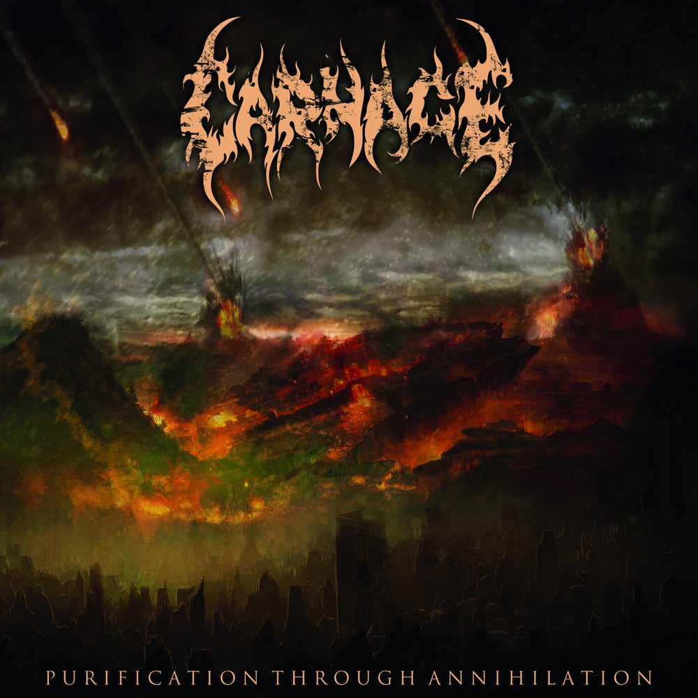 Image of Carnage - Purification Through Annihilation CD