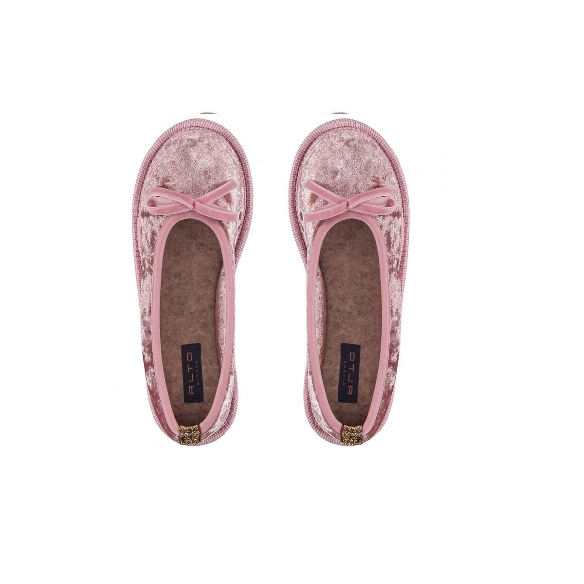 Image of Ballerina Slippers (multiple colors)