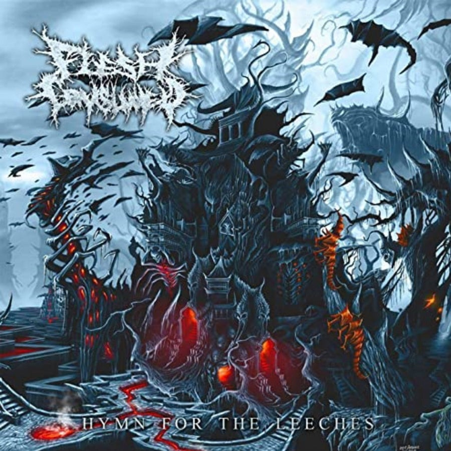 Image of Flesh Consumed - Hymn For Leeches CD
