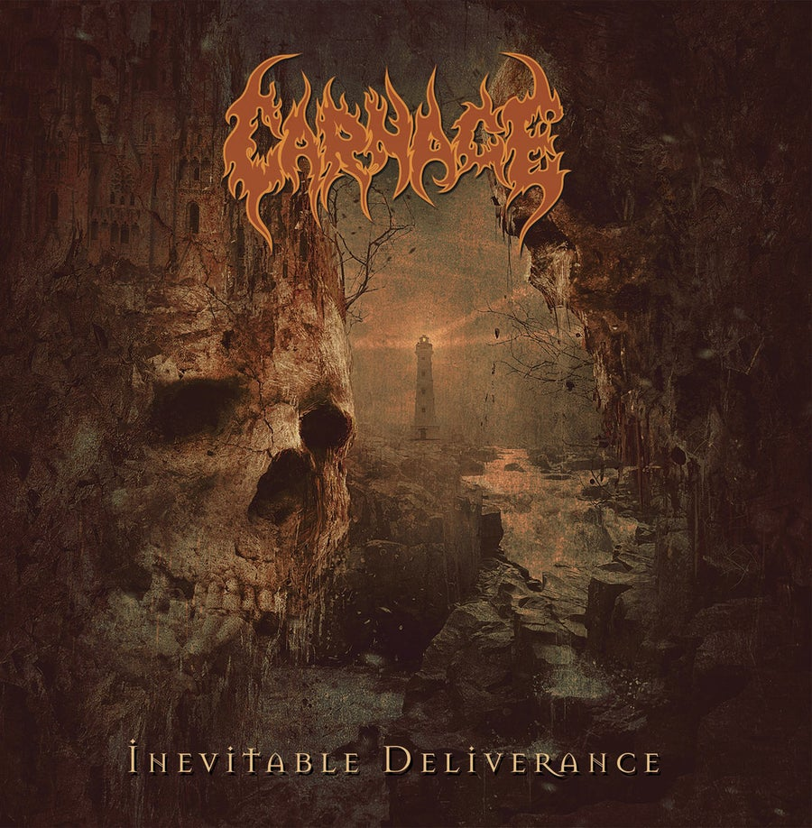 Image of Carnage - Inevitable Deliverance CD