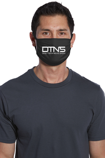 Image of DTNS Face Mask