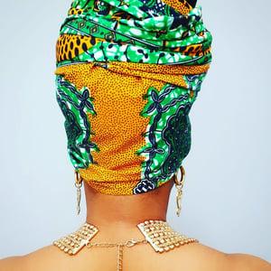 Image of MANSA Headwrap