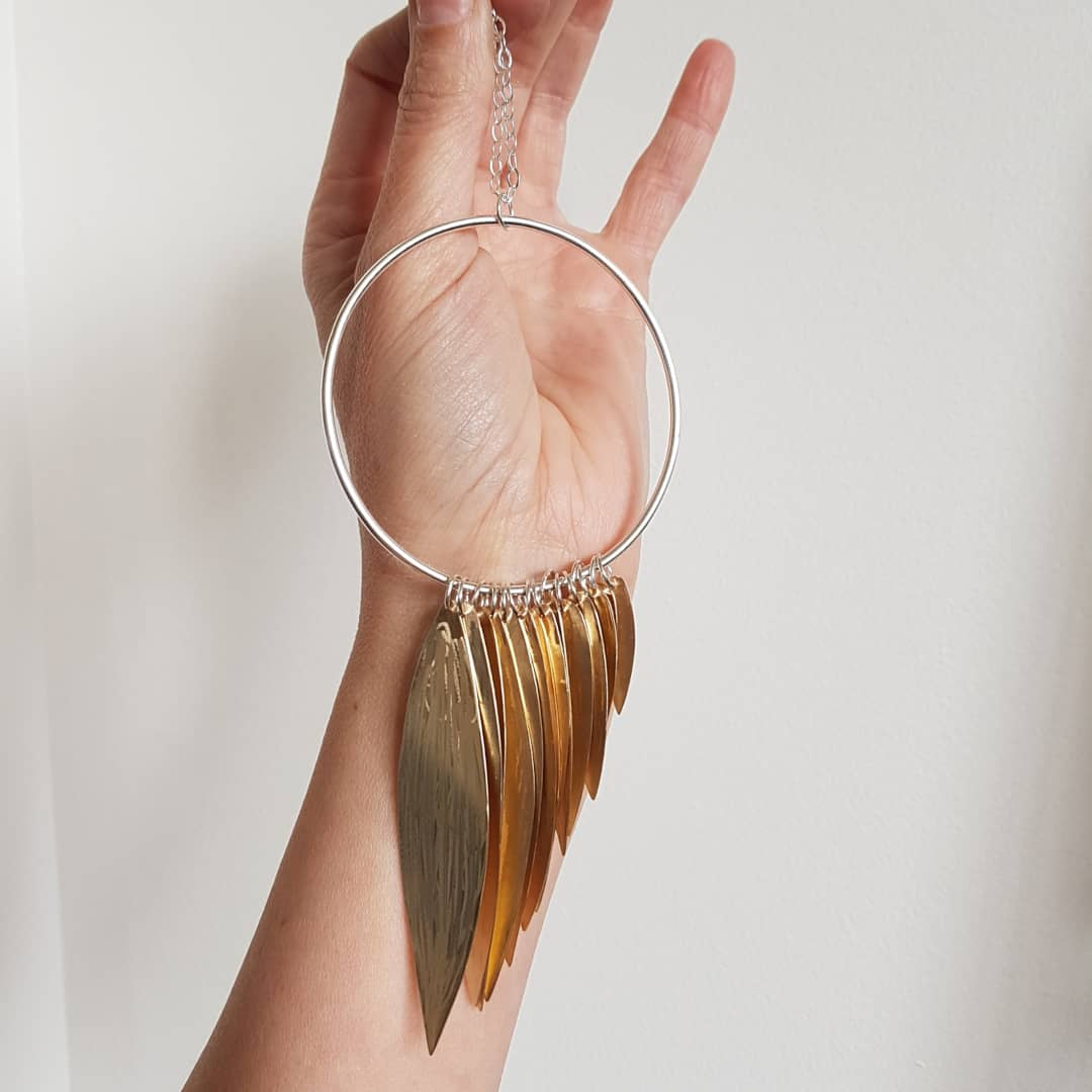 Image of Turning Over Bracelet and Necklace in one
