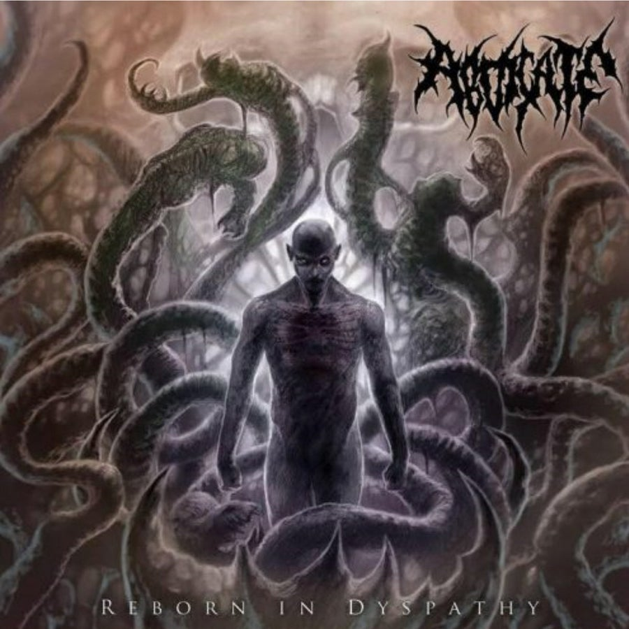Image of Abdicate - Reborn In Dyspathy CD